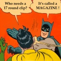 Holy Clip Batman!